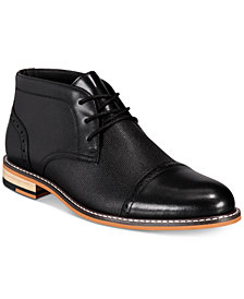Bar III Men's Allan Chelsea Boots, Created for Macy's
