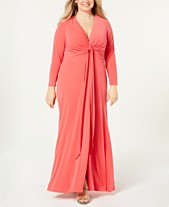 2cf8716770234 Calvin Klein Plus Size Clothing - Dresses   Tops - Macy s