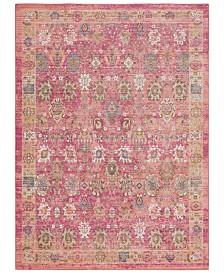 "Surya Germili GER-2326 Bright Pink 3'11"" x 5'7"" Area Rug"