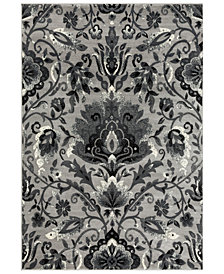 "Surya Riley RLY-5108 Medium Gray 2' x 3'3"" Area Rug"
