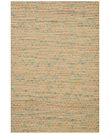"Loloi Beacon Jute BU-01 18"" Square Swatch"
