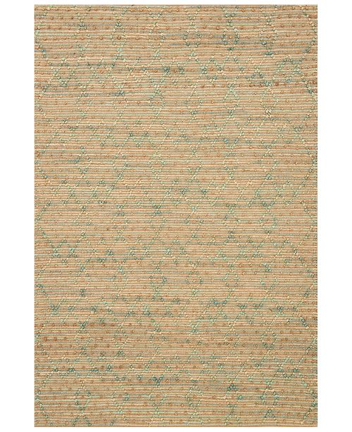 "Loloi Beacon Jute BU-01 2'3"" x 3'9"" Area Rug"