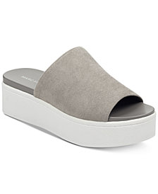 Marc Fisher Kandi Sport Flatform Sandals