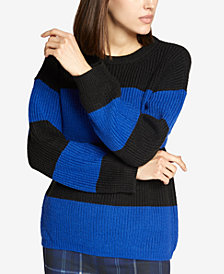 Sanctuary Rugby-Stripe Sweater