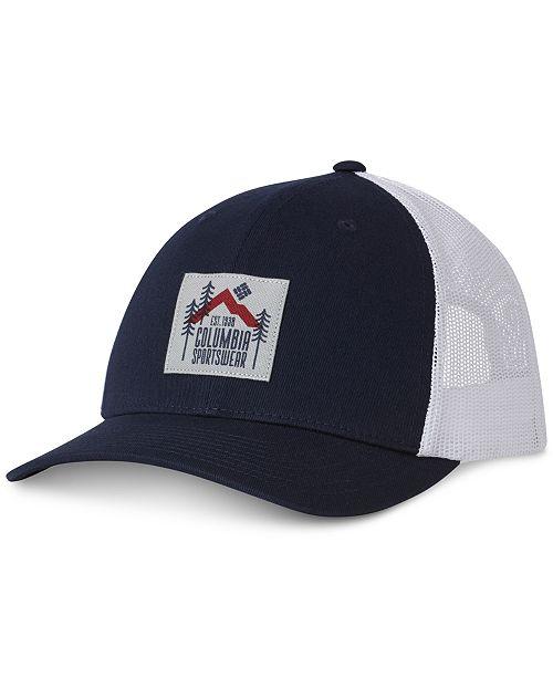 165d324c16513 Columbia Men s Mesh Snap Back Hat  Columbia Men s Mesh Snap Back ...