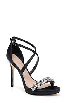 Jewel Badgley Mischka Dany Evening Sandals