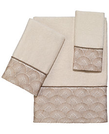 Avanti Deco Shells Bath Towel Collection