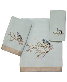 Avanti Love Cottage Bath Towel Collection
