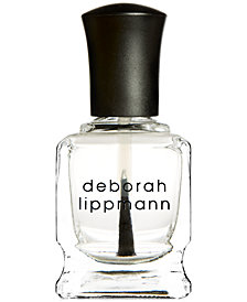 Deborah Lippmann Addicted To Speed Ultra Quick-Dry Top Coat, 0.5 fl. oz.