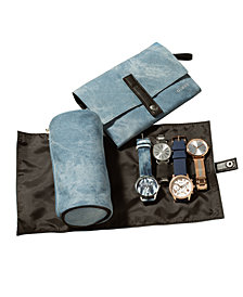 Receive a complimentary watch roll with any GUESS watch purchase