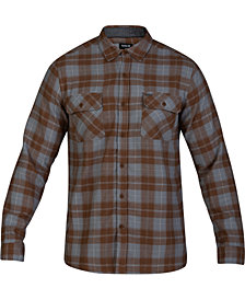 Hurley Men's Taylor Long Sleeve Shirt