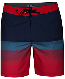 "Hurley Phantom Pure Glass Printed 20"" Board Shorts"