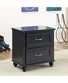 Elias 2-drawer Nightstand