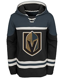 Outerstuff Vegas Golden Knights Asset Hoodie, Big Boys (8-20)
