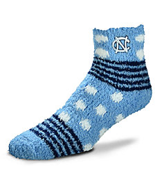 For Bare Feet North Carolina Tar Heels Homegater Sleep Soft Socks
