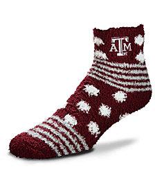 For Bare Feet Texas A&M Aggies Homegater Sleep Soft Socks