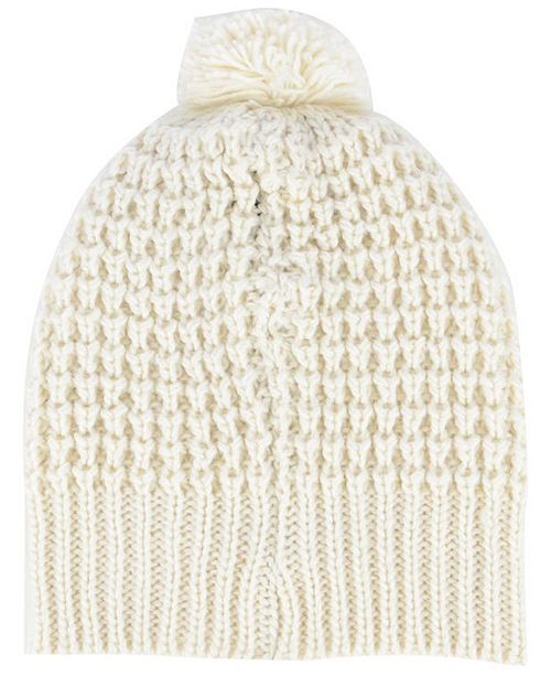 brand new b647d 245b6 Top of the World Women s Ohio State Buckeyes Slouch Pom Knit Hat ...
