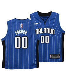 Nike Aaron Gordon Orlando Magic Icon Replica Jersey, Toddler Boys (2T-4T)