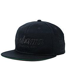 Nike Alabama Crimson Tide Sport Specialties Black on Black Snapback Cap