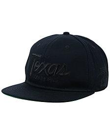 Nike Texas Longhorns Sport Specialties Black on Black Snapback Cap