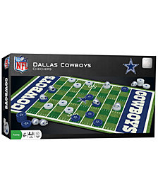 MasterPieces Puzzle Company Dallas Cowboys Checkers