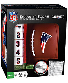 MasterPieces Puzzle Company New England Patriots Shake N Score Game