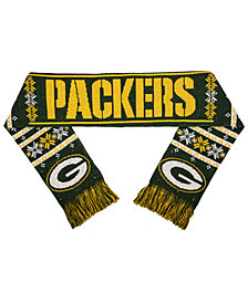 Forever Collectibles Green Bay Packers Light Up Scarf