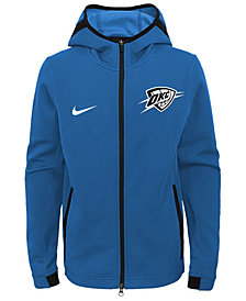 Nike Oklahoma City Thunder Showtime Hooded Jacket, Big Boys (8-20)
