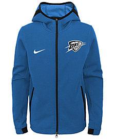 Nike Oklahoma City Thunder Showtime Hooded Jacket, Big Boys (8-20)