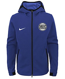 New York Knicks Showtime Hooded Jacket, Big Boys (8-20)