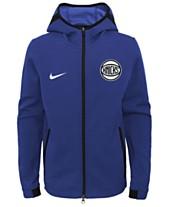 ed09264b Nike New York Knicks Showtime Hooded Jacket, Big Boys (8-20)