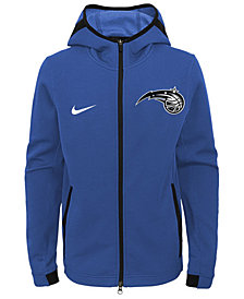 Nike Orlando Magic Showtime Hooded Jacket, Big Boys (8-20)