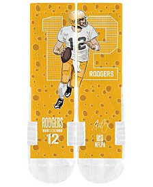 Strideline Aaron Rodgers Action Crew Socks