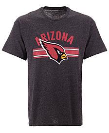 Authentic NFL Apparel Men's Arizona Cardinals Checkdown T-Shirt