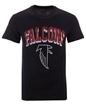 370944c1 Authentic NFL Apparel Men's Atlanta Falcons Shadow Arch Retro T-Shirt