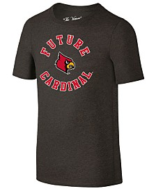 Retro Brand Louisville Cardinals Future Fan Dual Blend T-Shirt, Toddler Boys (2T-4T)
