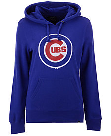 '47 Brand Women's Chicago Cubs Imprint Headline Hoodie