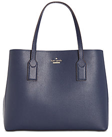 kate spade new york Hadley Road Small Dina Leather Satchel