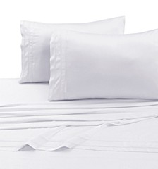 300 Thread Count Bamboo from Rayon Extra Deep Pocket Full Sheet Set