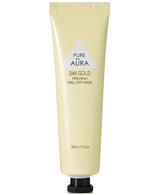 24 K Peel Off Mask, 1 Oz. by Pure Aura