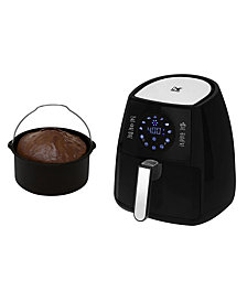 Kalorik 3.2 Qt. Digital Airfryer with Baking Pan