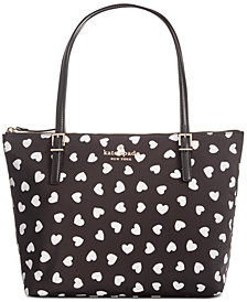 kate spade new york Watson Lane Heart Small Maya Tote