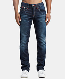 True Religion Men's Big T Straight-Fit Jeans