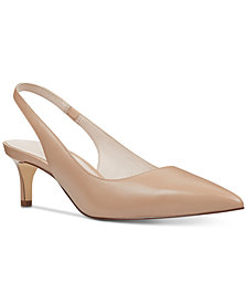 Nine West Felix Kitten-Heel Pumps