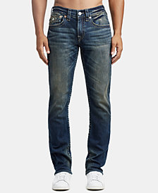 True Religion Mens Slim-Fit Jeans