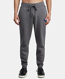 True Religion Men's Foil Buddha Slim-Fit Joggers