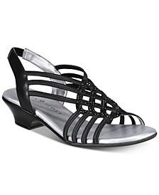 Elinoor Slingback Sandals, Created for Macy's