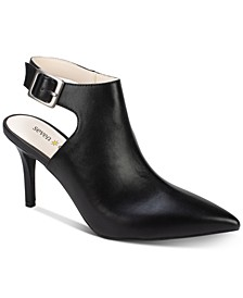 Sherly Pointed-Toe Booties