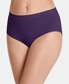 Jockey Women's Seamfree Breathe Brief, also available in extended sizes 1881