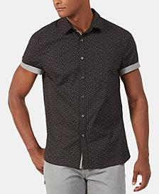 Kenneth Cole New York Men's Confetti-Print Shirt